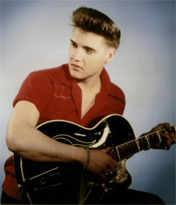 elvis presley the king of rock Yet even as the honorifics grew more lavish, there remained one title no one dared bestow upon berry: the king of rock 'n' roll that designation was long ago given to elvis presley as the story goes, presley was discovered because he fit the job description conjured by sun records owner and producer.